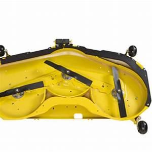John Deere Bm20986 Deflector Kit For 62c Mower Deck