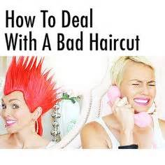 how to deal with a bad haircut 1000 images about hair on pinterest curling ombre and