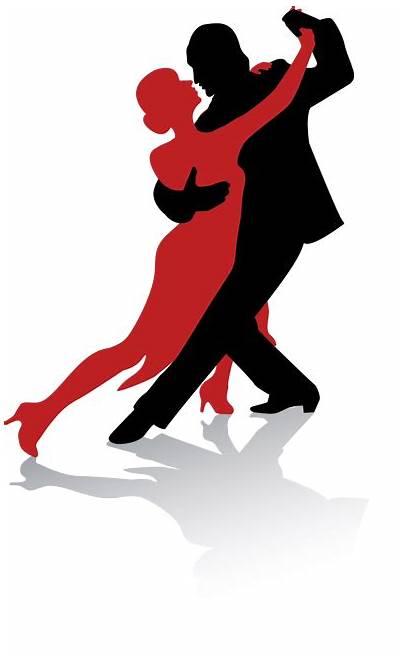 Ballroom Silhouette Dancer Dancers Dance Library Transparent