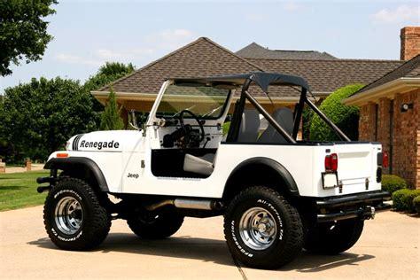 modifikasi mobil jeep cj  konsep  foto  gambar