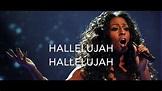 Hallelujah - Alexandra Burke version - Karaoke original ...