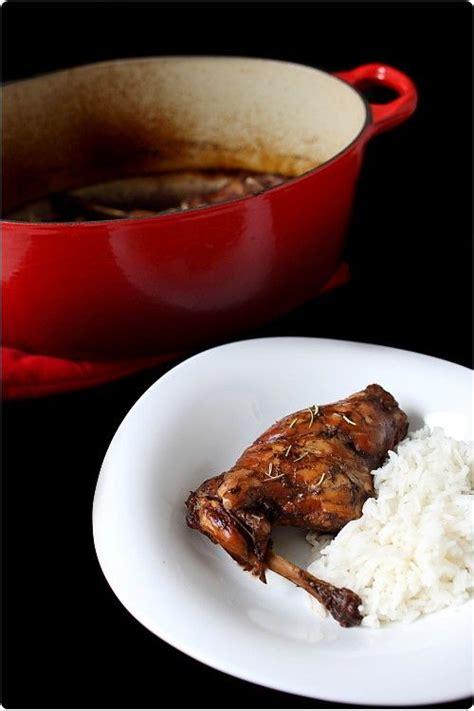 cuisiner le maigre au four les 25 meilleures idées concernant recette lapin sur