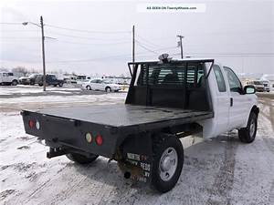 Ford F250 Flatbed Conversion
