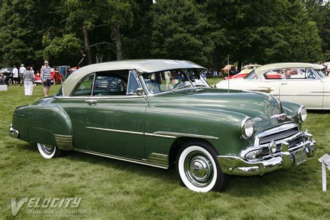 1951 Chevrolet Styleline Deluxe  Classic Automobiles