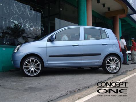 My Kia by My With My Kia Picanto Picanto On 17 Quot Rims
