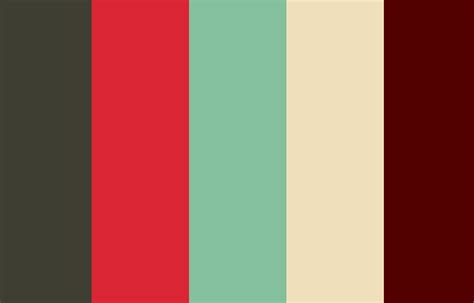 vintage color retro vintage inspired color scheme colors