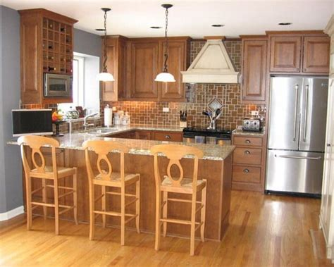 kitchen cabinets idea small kitchen design ideas gallery shaped ideas on small 3022