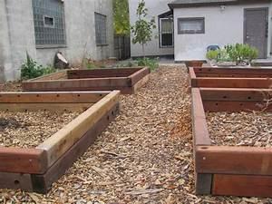 Eighth Acre Farm  Building Raised Garden Beds