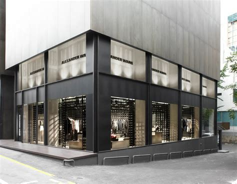 Alexander Wang Pop Up Store   Seoul, South Korea with