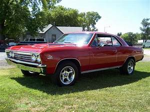 U0026 39 67 Chevelle Ss Clone  Completely Restored