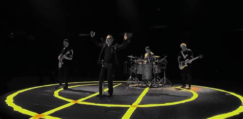 Hbo To Air U2 Documentary And Concert From The Innocence