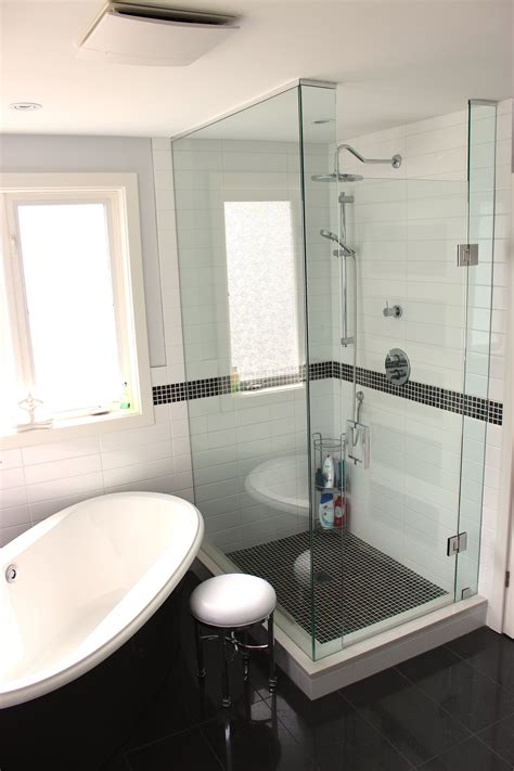 Corner Stand Alone Tub by Freestanding Tub Side By Side With A Custom Stand Alone