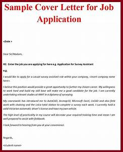 Job application cover letter gplusnick for Application covering message