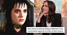10+ Random Facts About Winona Ryder Fans Didn't Know