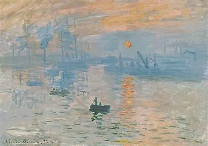 Monet Claude Exhibition Effect Moving Impressionistic Arts