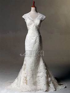 vintage inspired lace wedding dress keyhole back wedding With chic wedding dresses
