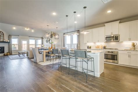 Kitchen Design Center Fort Worth by New Home In Celina The Frontier M I Homes