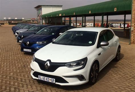 renault rally 2016 fourth gen renault megane arrives in sa we have prices