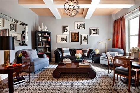 Black Leather Decorating Ideas by Fabulous Black Leather Sofa Decorating Ideas