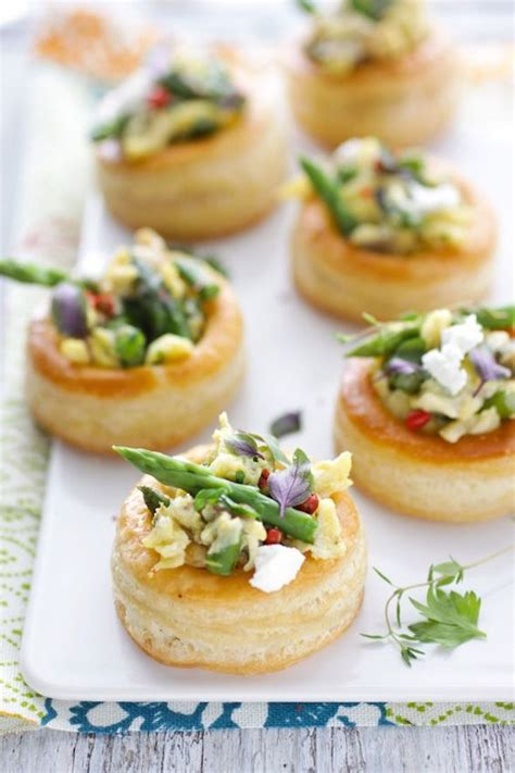 puff pastry canapes ideas easter brunch menu omg lifestyle