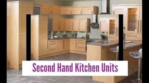 Second Hand Kitchen Furniture  Youtube