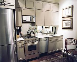 Kitchen Cabinet Colors with Stainless Steel Appliances ...