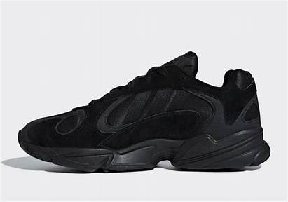 Adidas Yung Triple Sneakers Sortie Date Wave