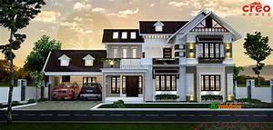 Kerala Home Design Double Floor