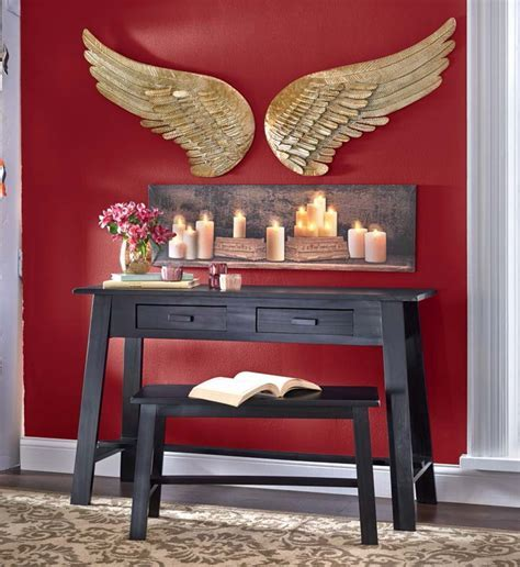 One Accent Piece. Multiple Home Decorating Ideas