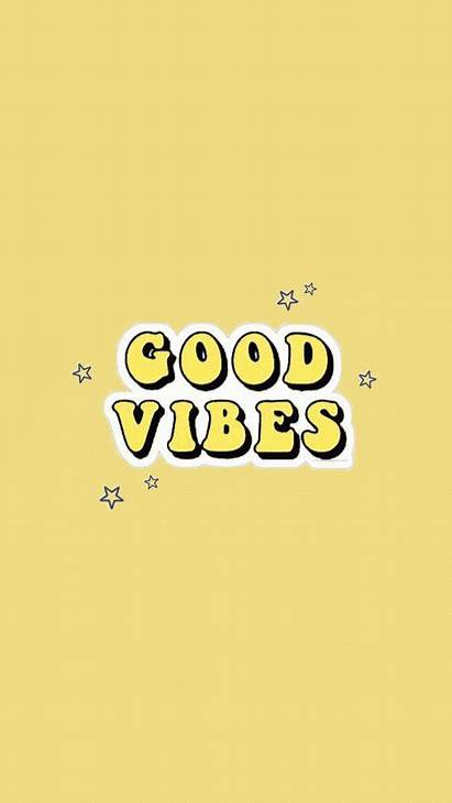 Vibes Yellow Pastel Pantalla Fondos Iphone Vsco