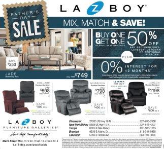 fathers day sale la  boy furniture galleries