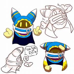 Magolor Doodles by AnimatorRader on DeviantArt