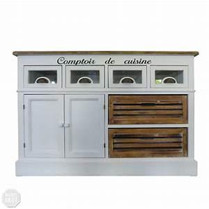 Sideboard Weiß Vintage : sideboard 1 paris in paulownia holz weiss vintage look landhaus ebay ~ Frokenaadalensverden.com Haus und Dekorationen