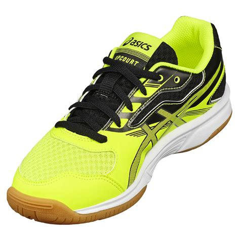 Asics Gel-Upcourt GS Boys Indoor Court Shoes - Sweatband.com