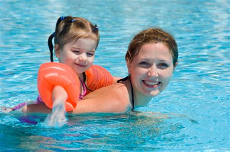 How To Join A Mom-and-me Swimming Class