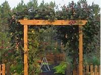 building an arbor Wood Build A Wood Arbor PDF Plans