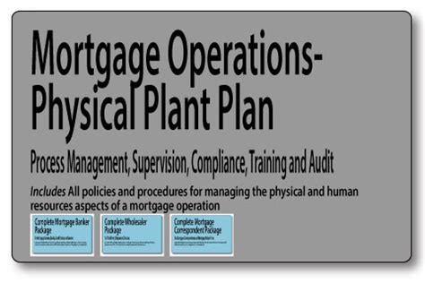 Anti Money Laundering Sar Reporting Mortgage Policies Mortgage Operations Plan Employee Handbook