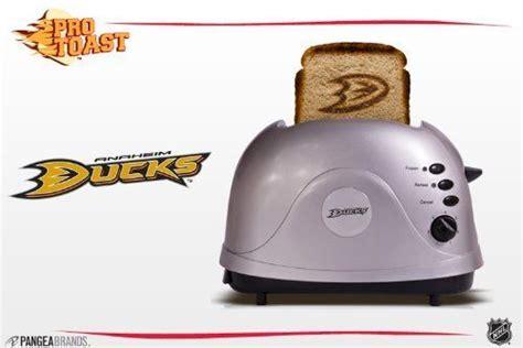 Nhl Anaheim Ducks Pro Toast By Pangea Brands. .95