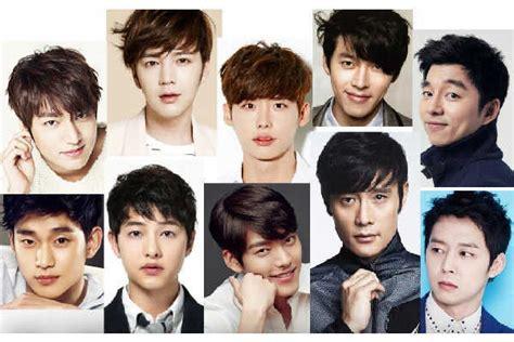 aktor korea selatan  tampan alias terganteng