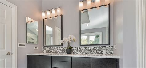 bathroom mirrors that are the touch home
