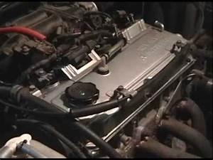 Changing Valve Cover Gasket On 2000 Mitsubishi Galant Sohc
