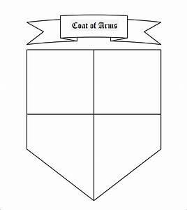 Coat Of Arms Template | cyberuse