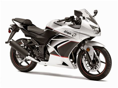 Kawasaki 250 Modifikasi Putih by 250 Modifikasi Terbaru Putih Thecitycyclist