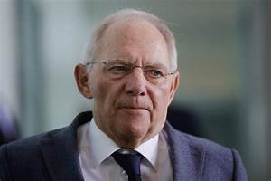 Germany Finance Minister Schaeuble to be Parliament's new ...