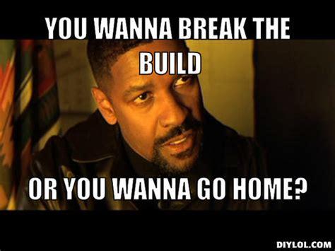 Training Day Meme - software developer meme memes