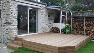 Terrasse Sur Plot : terrasse bois plot plot r glable pour terrasse bois bugal ~ Melissatoandfro.com Idées de Décoration