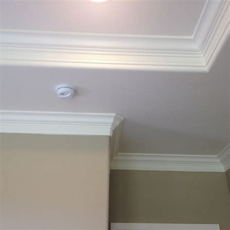 Tray Ceiling Crown Molding by Crown Molding In Tray Ceiling For The Home Moldings