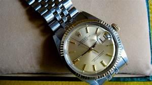 Rolex Auf Rechnung : erledigt rolex datejust 1601 stahl gold uhrforum ~ Themetempest.com Abrechnung