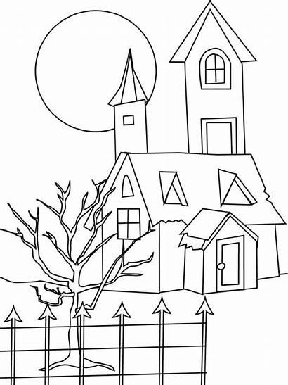 Coloring Disegno Colorare Monster Halloween Prairie Clipart