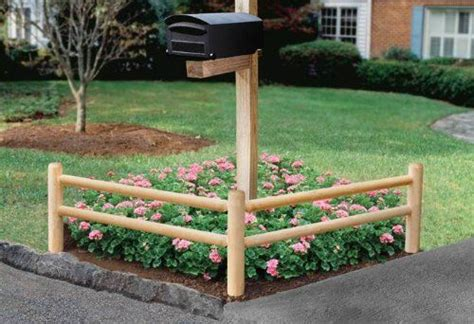 decorative garden fence posts ez trim fence post and rail system corner